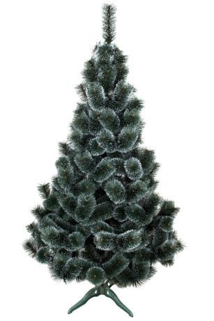 сосна заснеженная, елка пвх, новогодний декор