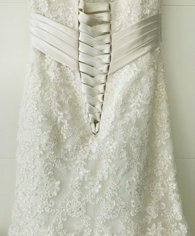 Suknia Ślubna White One Pronovias