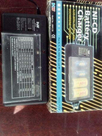 Продам зарядку для аккумуляторных батареек