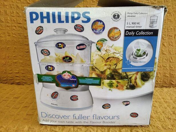 Пароварка Philips HD9110