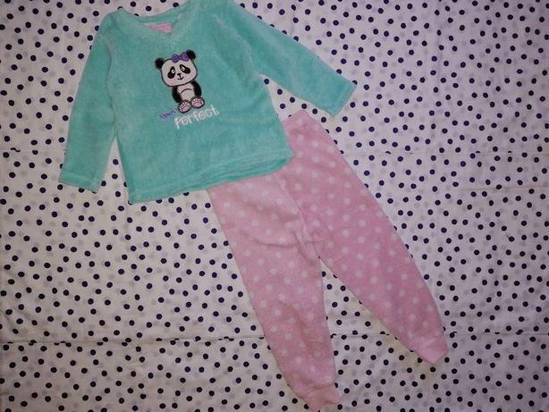 Пижама, халат тёплый Primark, Young Dimensionна девочку 3-4 года