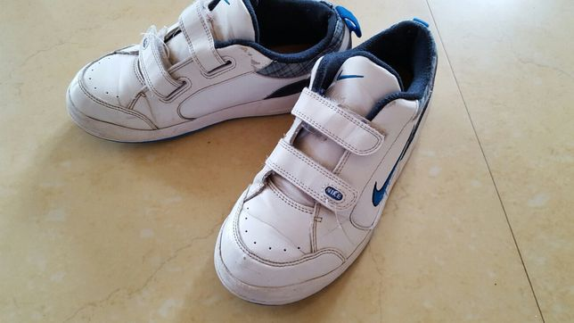 Buty sportowe na rzepy