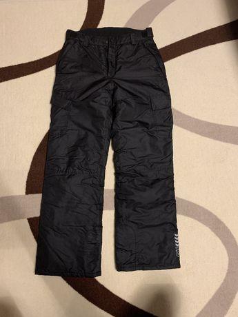 Spodnie narciarskie-ocieplacze