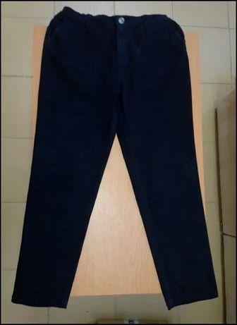 Черные джинсы для женщины
