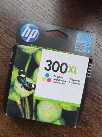 Hp 300 xl cartridge 3 kolory oryginał wkład CC644EE BA3