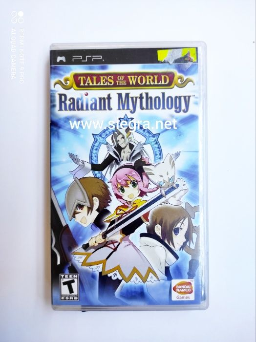 radiant Mythology PSP Suwałki - image 1