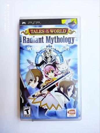 radiant Mythology PSP