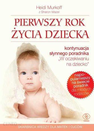 Pierwszy rok życia dziecka książka