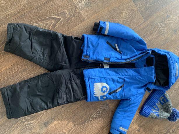 Зимний комбенизон, куртка, штаны HM