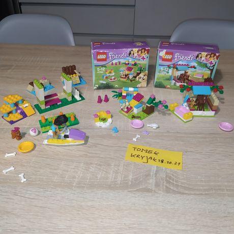 LEGO friends 41088 + 41089 + inne mix okazja