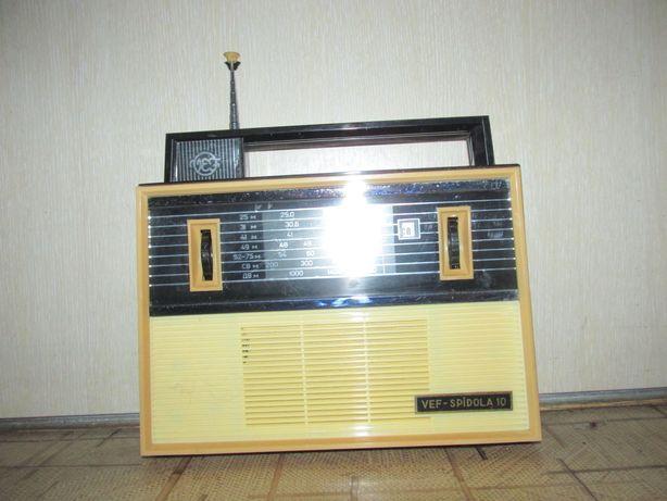Радиоприемник ВЭФ Спидола-10