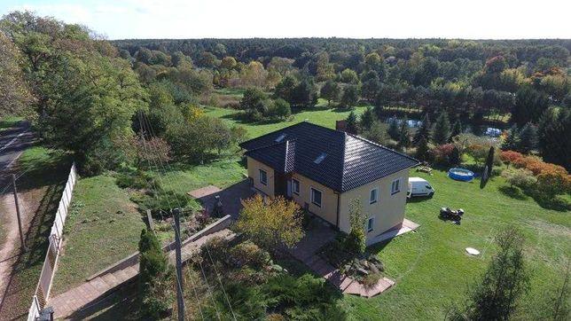 Dom wraz z działką w Bąblinie niedaleko Obornik Wlkp.