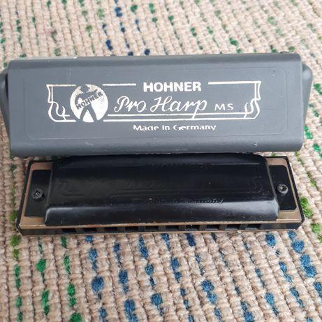Harmónica Hohner Pro Harp MS