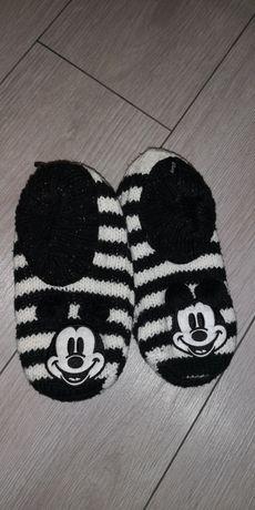 Тапочки носки Disney 35-36
