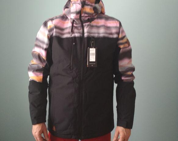 kurtka narciarska quiksilver rozmiar M usa-czyli eur. L(na 182-188 cm