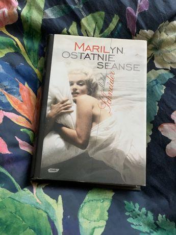 Michael Schneider Marilyn Ostatnie seanse ,książka