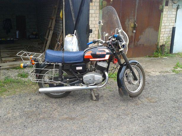 Продам мотоцикл ЧЕЗЕТ 472.6