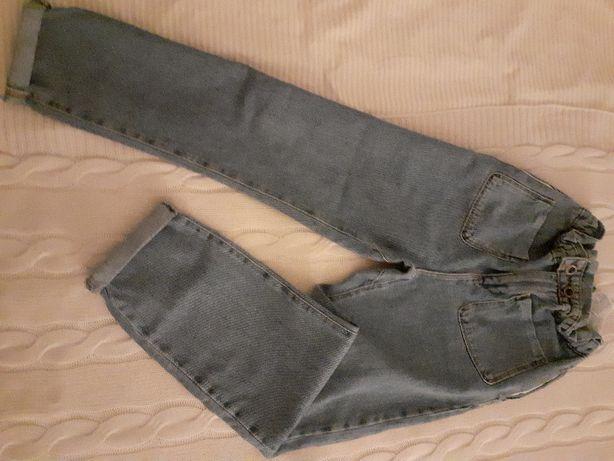 jeansy damskie zara boyfrendy