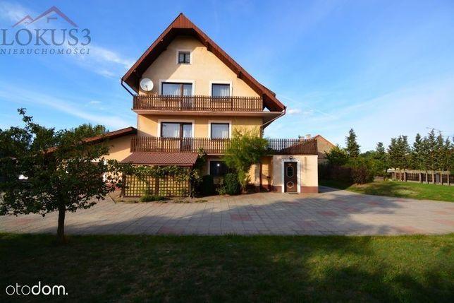 Na spsrzedaż duży dom w Osieku.