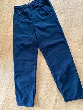Spodnie ochronne wzór 128/MON + ocieplacz w komplecie