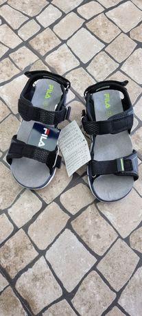 Sandálias FILA 34 menino