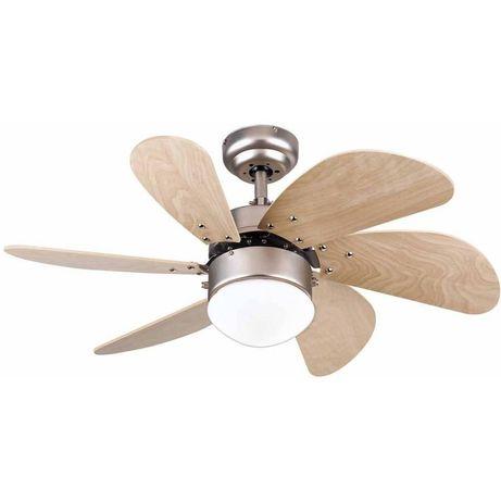Лампа led Bestron стельовий вентилятор  Німеччина зима - літо