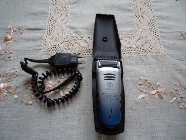 Электробритва аккумуляторная Braun 500 series