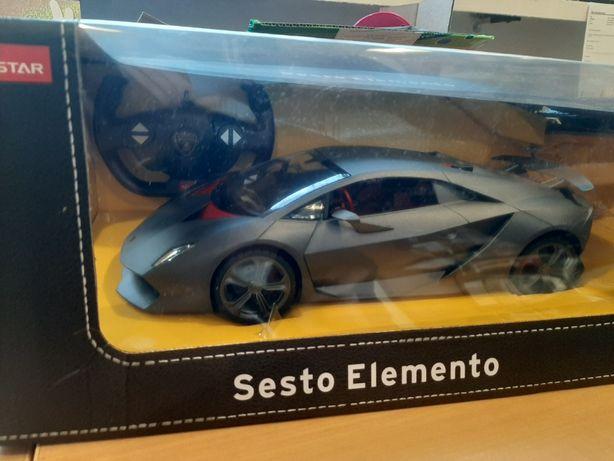 Lamborghini sesto elemento rastar samochód zdalnie sterowany