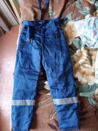 Спецодежда утеплённые штаны