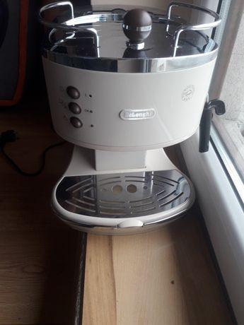 Delonghi ekspres do kawy ecov310bg styl retro wspaniały design