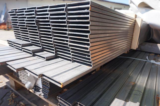Profil stalowy 70x10x1,5mm kształtownik, ogrodzenia brama, sztachety