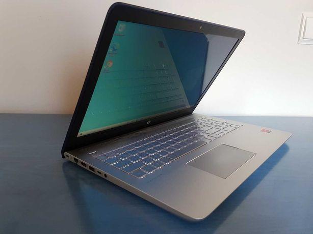HP 15-A10 3.4GHz-8GB-SSD 240GB+1TB-Gráfica 2GB Dedicada-Win10