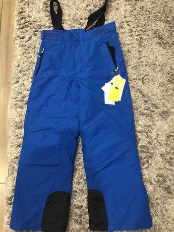 Nowe Spodnie narciarskie chlopiece 4F roz 152