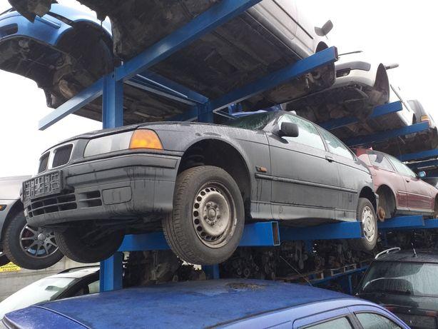 BMW e36 1.8 TD 1998 rok na części