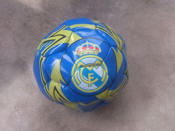 М'яч футбольний Real Madrid (мяч) ПВХ стандарт
