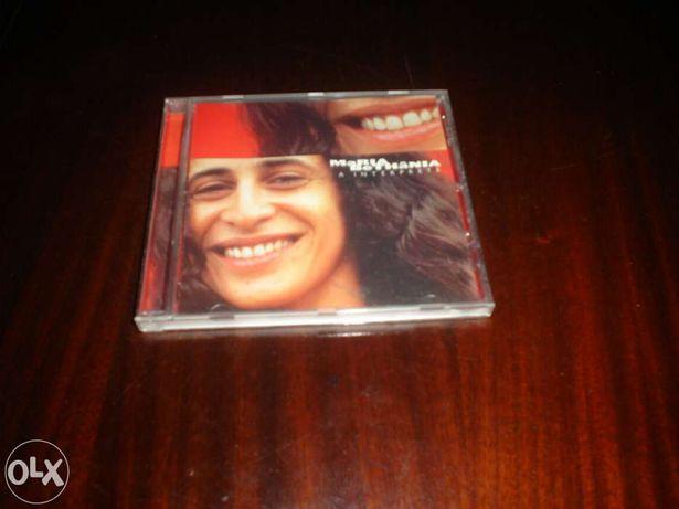 """CD da Maria Bethânia """"A Intérprete"""""""