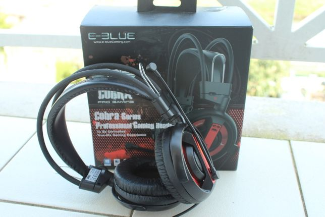 headphones COBRA Series Professional Gaming Headset