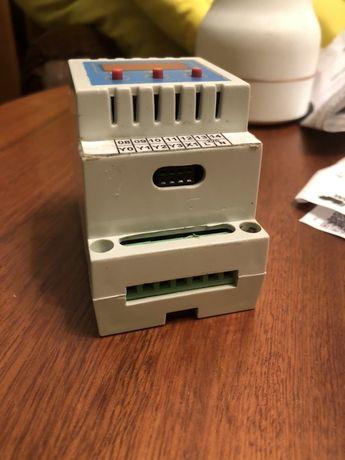 Терморегулятор с тремя термодатчиками