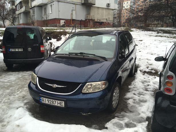 Dodge Caravan Ram Van