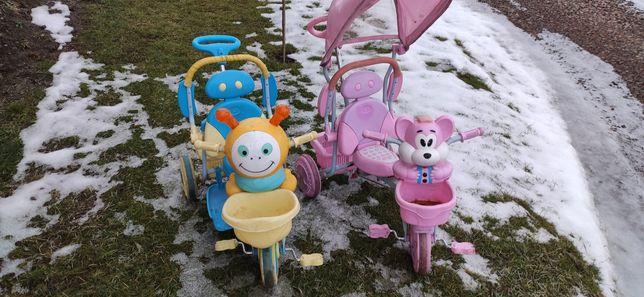 Rowerek trzykołowy dla dzieci rowerek dziecięcy dziecka