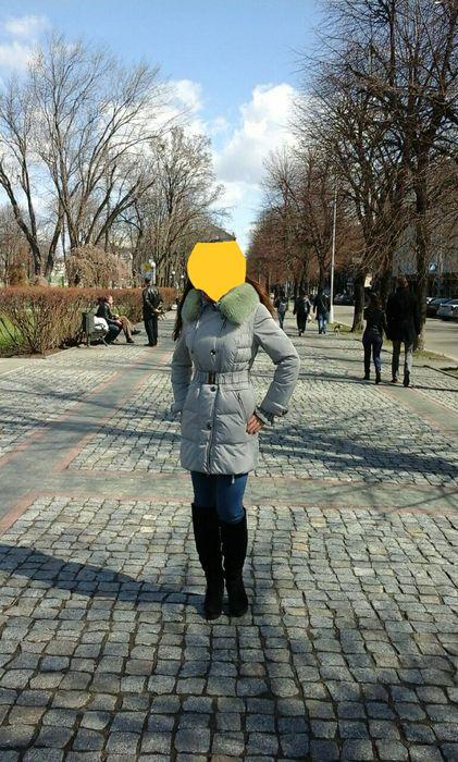 Пальто-пуховик Кременчуг - изображение 1