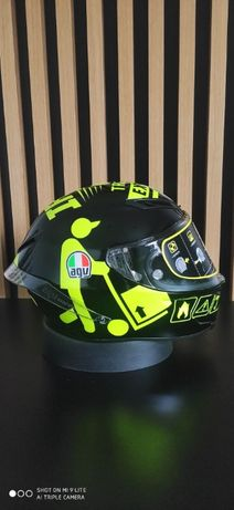 Kask AGV CORSA R - Iannone Winter Test 2017 'ML 'L 'XL FV