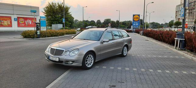 Mercedes E 320 CDI 3.0 V6 W211 lift krajowy i bezwypadkowy!
