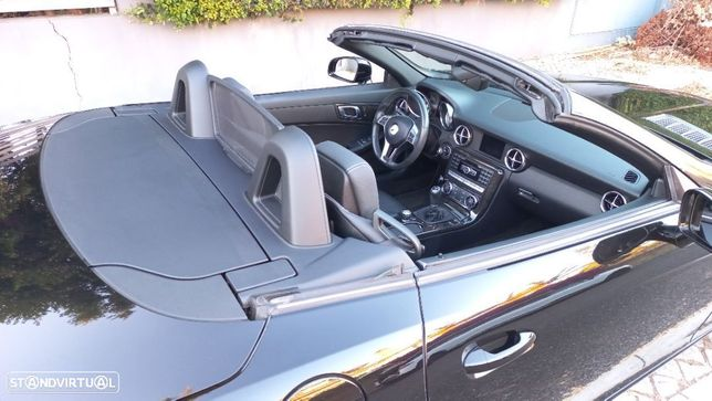 Mercedes-Benz SLK 200 BE