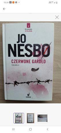 Jo Nesbo Czerwone Gardło
