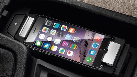 Adaptador BMW para iPhone