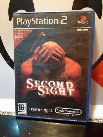 Second Sight playstation 2