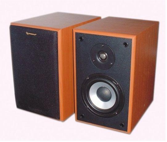 Colunas Monitoras Amplificadas em Madeira - Gembird WCS700