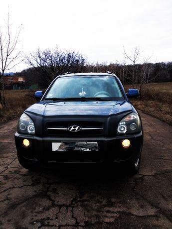 Hyundai Tucson 2.7 АКПП