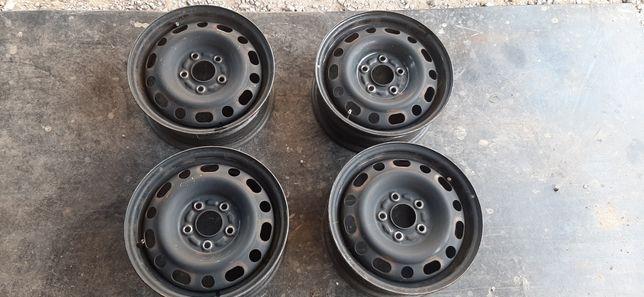 Felgi stalowe 15 5×114,3 Mazda, Kia, Hyundai